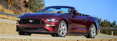 Ford Mustang Ecoboost Mpg by When Does The 2019 Ford Mustang Come Out