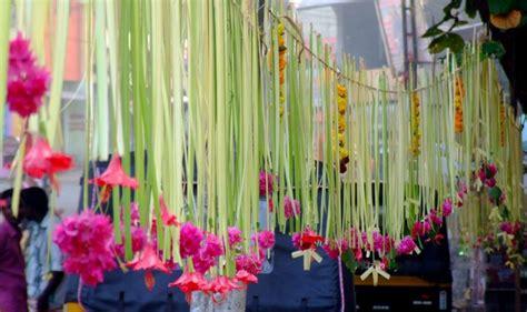 palm leaf decorations decoration wedding  weddings