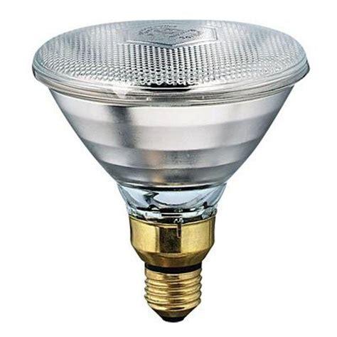 fluorescent heat l bulbs philips 175 watt 120 volt incandescent par38 heat l