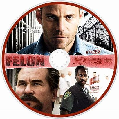 Felon Fanart Tv Disc