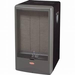 Chauffage Gaz Intérieur : chauffage gaz catalyse eno 3070 noir therm 2 8 kw ~ Premium-room.com Idées de Décoration