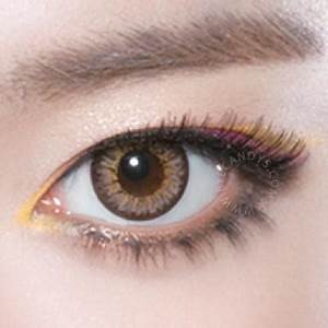 Buy GEO Holicat Barbie Cat Hazel Colored Contacts | EyeCandys