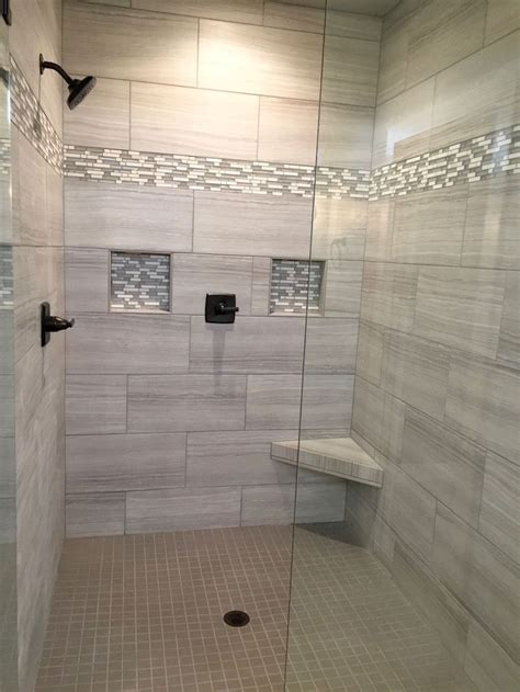 Bathroom Tile Shower Design by Best 25 Shower Tile Designs Ideas On Shower