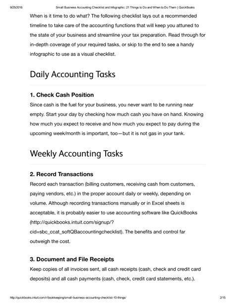 What accounting tasks for leader (Fintzone)