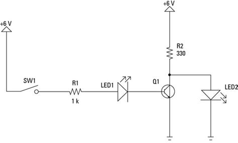 Electronics Projects How Build Not Gate Circuit