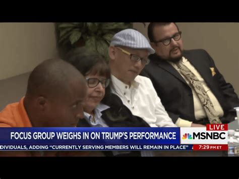 Watch Trump Supporters In Pa Group Describe Him Now