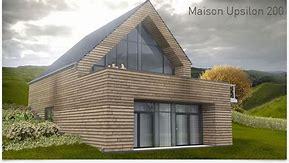 HD wallpapers maison moderne ossature bois kit hd-wallpaper ...