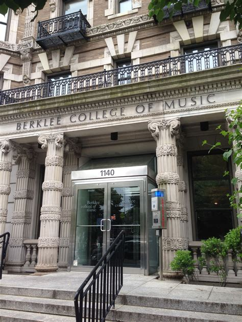 berklee college    boston massachusetts