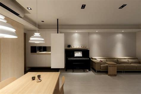 décoration appartement moderne appartement moderne avec d 233 coration en bois design