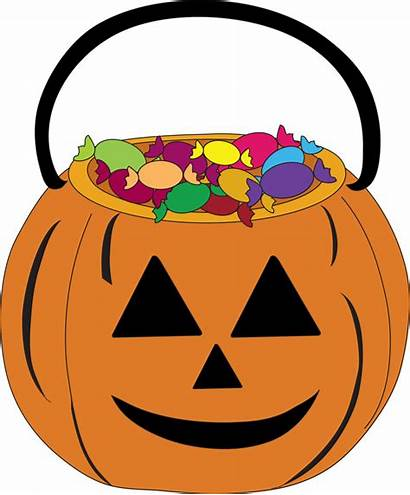 Clipart Treat Trick Halloween Candy Clip Clipartion
