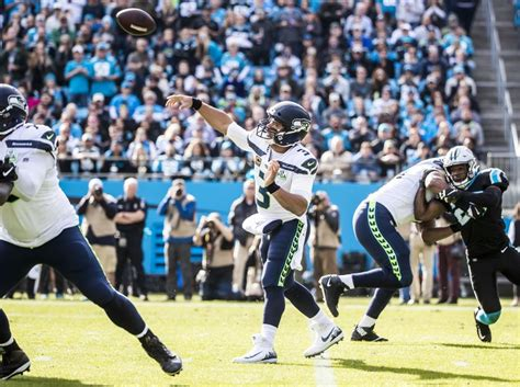 analysis  win  panthers showed  seahawks