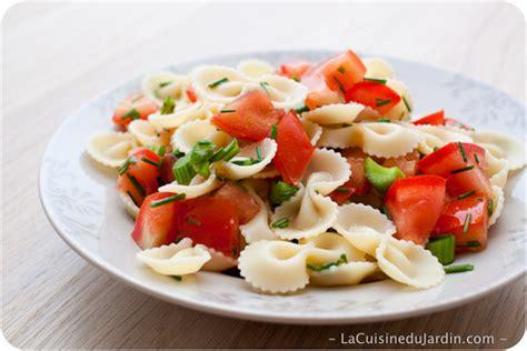 recettes salade compos 233 e la cuisine du jardin
