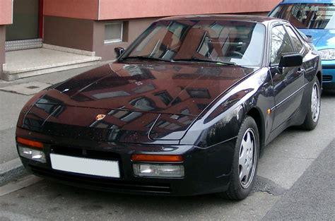 File:Porsche 944 front 20080130.jpg - Wikimedia Commons