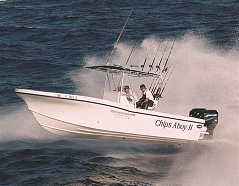 Offshore Fishing Boat Build by Sail How To Build A Sportfishing Boat