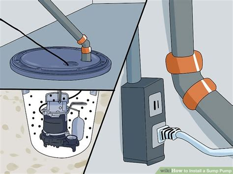 How To Install A Sump Pump 13 Steps (with Pictures)  Wikihow. Chandelier For Small Living Room. Living Room Furniture Stores Near Me. Turquoise Living Room. Ceiling Fan Living Room. Living Room Storage Ottoman. White Floor Tiles For Living Room. Curtains For Living Room Windows. Living Room Carpet Rugs