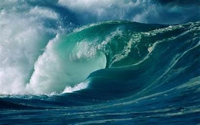 Wave Wallpapers Backgrounds Waves Ocean Surf Sea