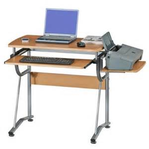 ergonomic compact computer desk workstation walmart com
