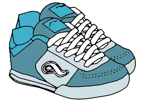 Clipart Shoes Running Shoes Clipart Clipart Panda Free Clipart Images
