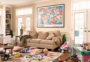 Keepin it clean htp iboard for Organizing living room family picture ideas
