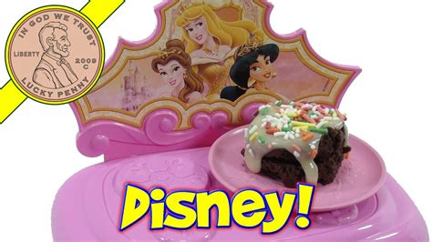 disney princesses enchanted tales cool bake magic kids