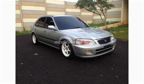 Honda City Type Z Modifikasi by 2001 Honda City Type Z