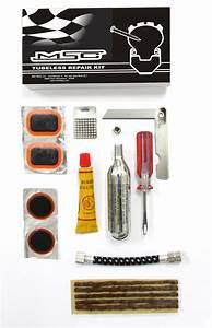 Kit Réparation Pneu Tubeless : msc kit r paration pour pneus tubeless ~ Nature-et-papiers.com Idées de Décoration