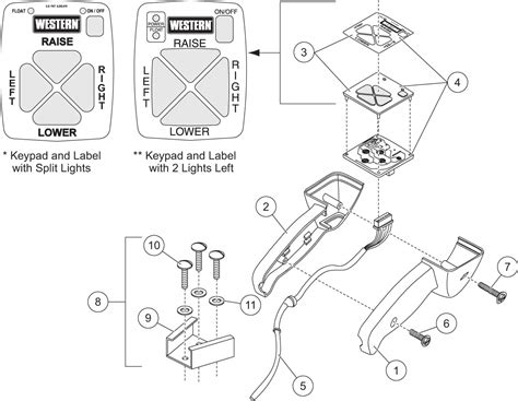 Western Joystick Controller Wiring Diagram by Printable Western 174 Plow Spreader Specs Western Products