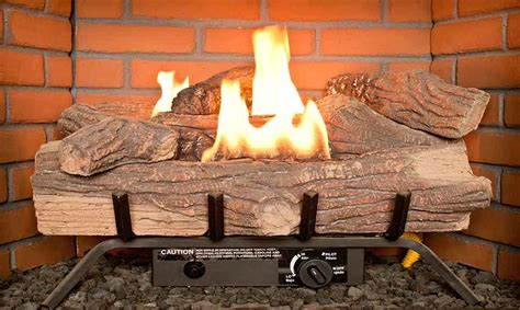 Gas Log Fireplace Installation & Repair Services In Peoria