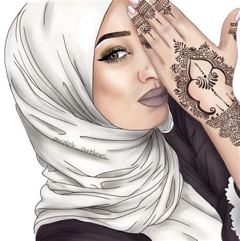 epingle sur hijabi illustrations