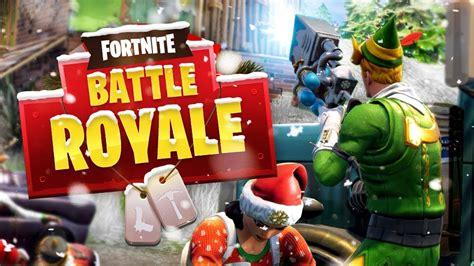 christmas update fortnite battle royale youtube