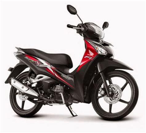 Supra X 125 Fi And Yamaha X Ride 125 by Honda Supra X 125 Helm In Tilan Terbarunya Spek Motor