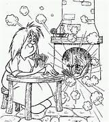 Coloring Merlin Chaos Wizard Bulk Kitchen sketch template