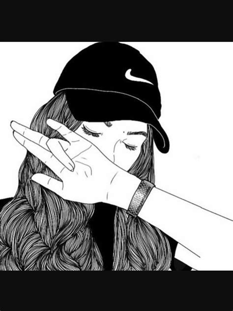 dessin de fille swag 53 best filles swag dessin images on drawings swag fashion and drawing