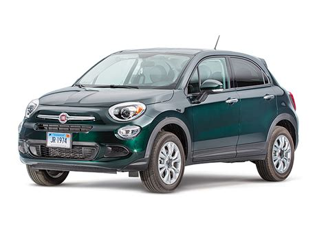 2016 Fiat 500x Review  Consumer Reports