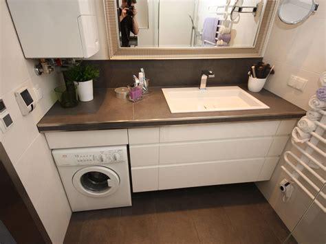Kleines Badezimmer Mit Waschmaschine by Kleines Bad Waschmaschine Wohn Design