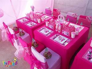 Minnie mouse themed party cape town - The Party B Kids