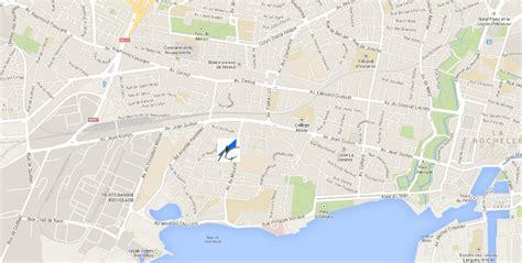 horaires et plan maison de quartier de port neuf