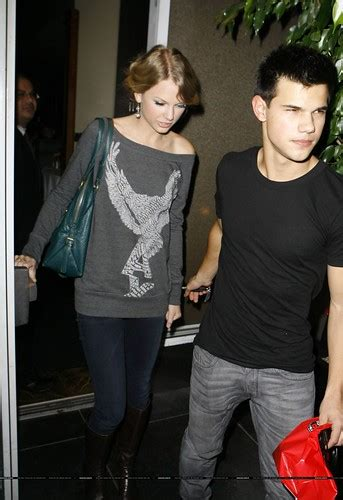 Taylor Lautner and Taylor Swift!   Taylor Lautner and ...