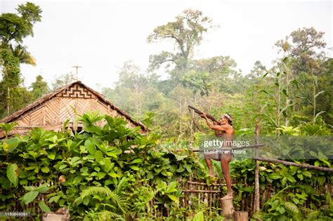 mentawai tribe hunting  traditional  handmade