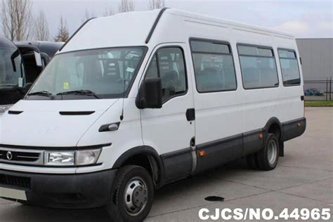 2006 Left Hand Iveco Daily White For Sale