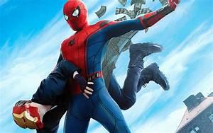 Spiderman Homecoming HD 2017 Wallpapers