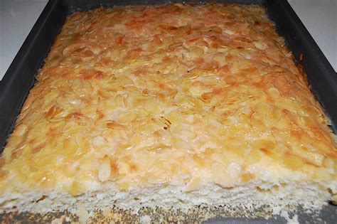 Blechkuchen (rezept Mit Bild) Von Oefchen