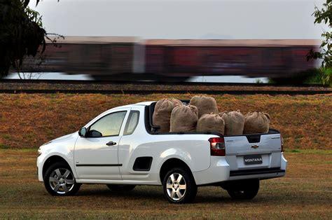 Chevrolet Montana by Chevrolet Montana How To Turn A Utility Car Into A Sportscar