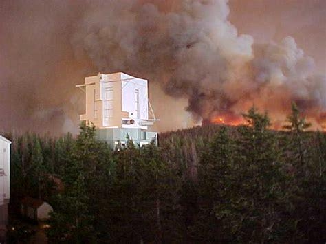 nuttall complex fire mount graham international