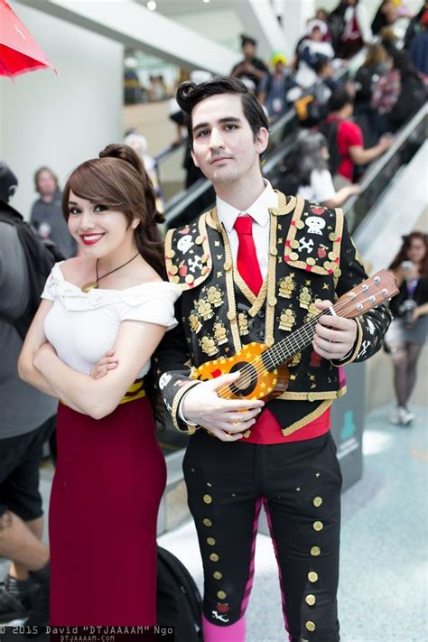 Maria Posada And Manolo Sanchez Cosplay Collection