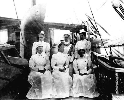 Women Nurses during the American Civil War