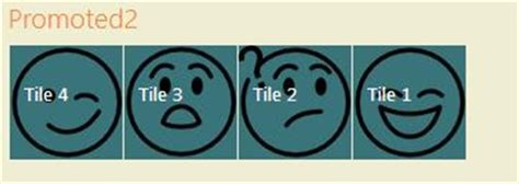 sharepoint  promoted links change size wrap view handle click event  jquery