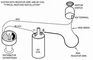 Wiring Diagram For Pertronix Distributor
