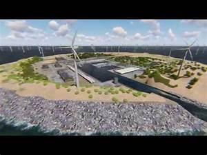 North Sea Island TenneT - YouTube