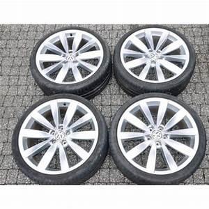 Jantes Alu Volkswagen : 4 jantes alu avec pneus vw passat cc scirocco 235 35 zr19 ~ Dallasstarsshop.com Idées de Décoration